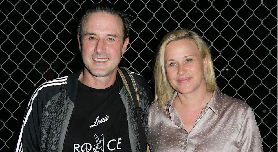 <p>The Arquette siblings grew up as members of the Skymon Subud cult in Virginia, and lived without electricity and running water throughout their early years. The family left the group when their dad became a regular on The Waltons - a somewhat sinister cult in it's own right, some might say.</p>
