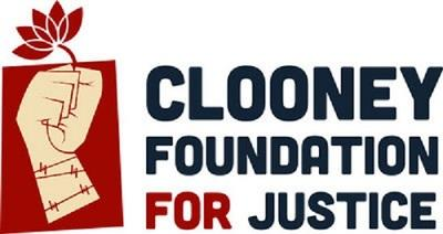 Clooney Foundation For Justice Logo