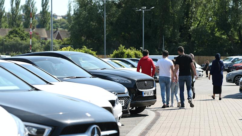 Young people flock to buy cars to beat Covid restrictions