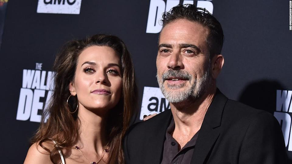 Jeffrey Dean Morgan and Hilarie Burton are married