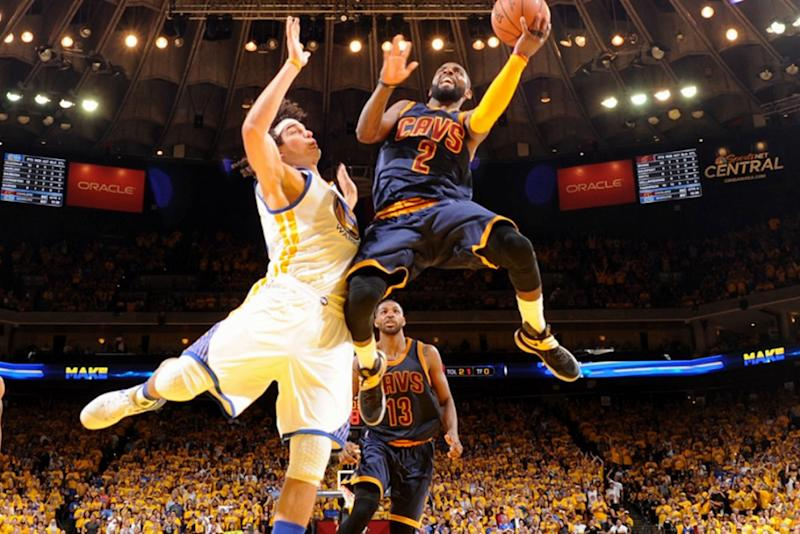 Virtual reality documentary provides inside look at the NBA Finals