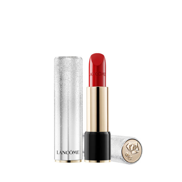 L'Absolu Rouge, in rouge Caprice, from Lancôme's 2019 Holiday Collection