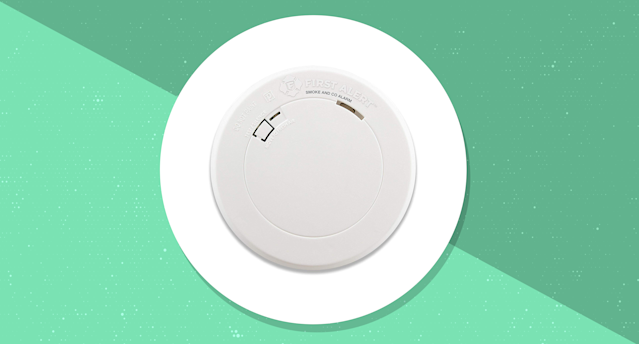 Keep your home safe and save 37 percent! (Photo: Amazon)