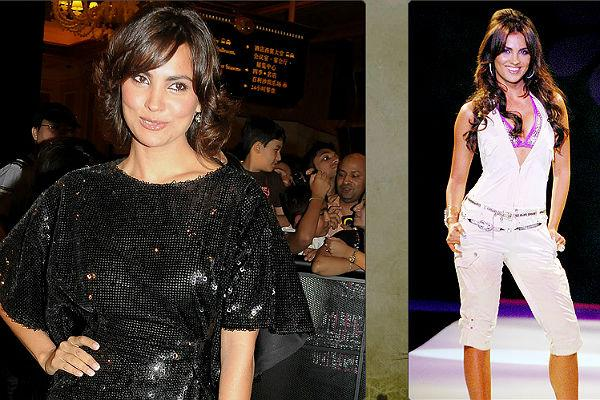 Lara Dutta: Lara's side bangs add glamour to her look giving a youthful touch to her personality. No wonder this yummy  mommy still manages to steal the limelight!