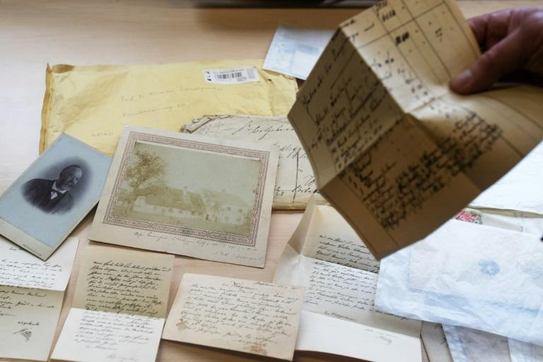 The new trove of Hitler family documents may never have seen the light of day had pensioner Anneliese Smigielski not decided to insulate her attic