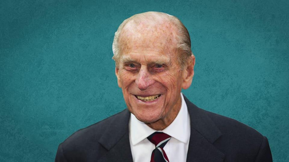 Prince Philip leaves London hospital after a month