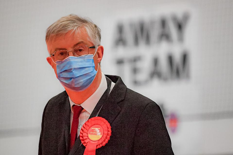 Welsh First Minister Mark Drakeford (PA) (PA Wire)