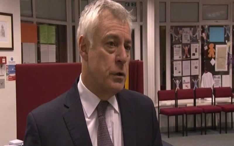 David Ward, a former Liberal Democrat MP, who has been sacked as a General Election candidate - PA