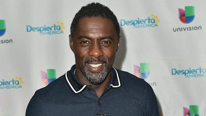 Idris Elba - Gustavo Caballero / Getty Images North America / AFP