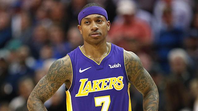 Isaiah Thomas won't play again this season. (AP)