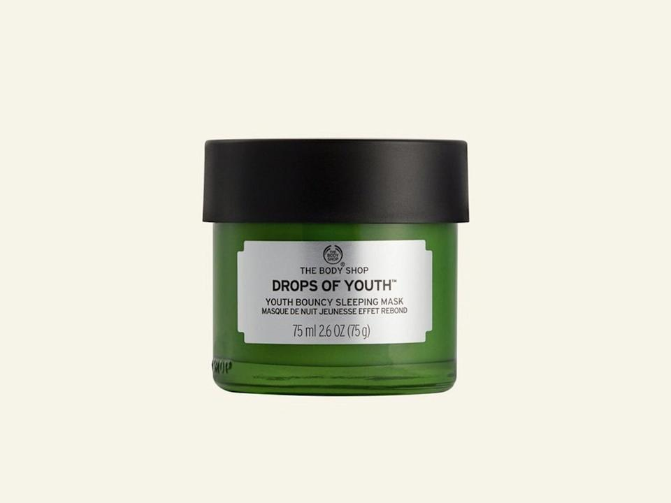 Drops of Youth bouncy sleeping maskThe Body Shop