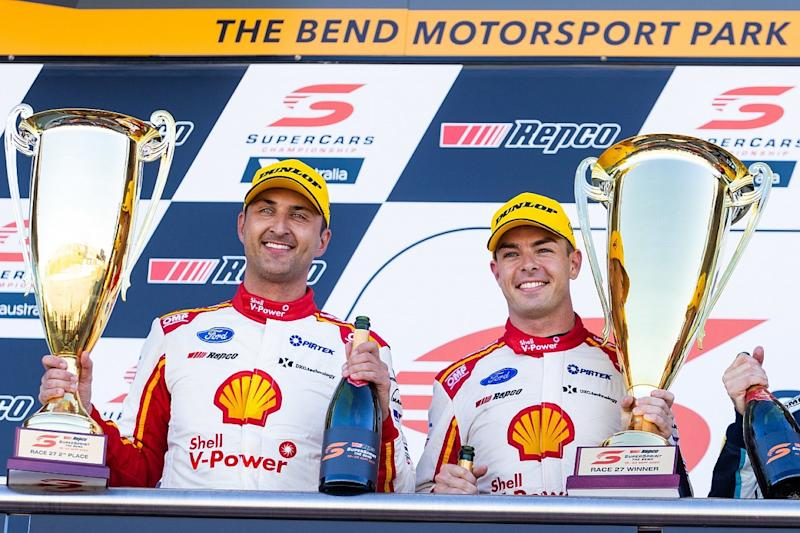 McLaughlin revels in silencing critics with third title