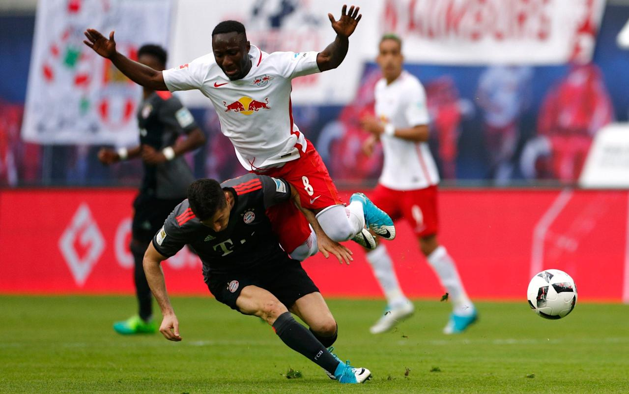 "Liverpool have had an extraordinary offer of £66 million for Naby Keita rejected by Red Bull Leipzig. The Bundesliga side have stated throughout the summer they are unwilling to sell their midfielder – and they are not interested in negotiating with the Merseysiders. Now the latest approach, almost doubling Liverpool's current club-record deal of £36 million for Mohamed Salah, has been rebuffed. Leipzig's stance has never changed and the refusal to accept such an offer further demonstrates Jurgen Klopp's difficulty securing his prime summer target. Speaking to German media today, Leipzig owner Dietrich Mateschitz reiterated the view Liverpool are wasting their time trying to sign Keita this summer. ""We don't sell any of our players just to get money,"" he told Bild. Premier League done deals: each club's confirmed summer transfers ""Lately we got a €75m offer for Naby Keita. No way! He has a contract and he will accomplish it. ""To sell him would not only be a proof of distrust to our fans but also the wrong sign for our players like Timo Werner, who is in demand too."" Mateschitz's comment contradicts some claims, none of which have ever been verified in either Germany or England, that there was a difference of opinion between Leipzig's executive team and sporting director on whether to sell Keita. The public statements from Leipzig have been consistent ever since Liverpool made their first approach and the rejection of such a huge offer will leave Klopp mulling his options. Keita has not yet spoken about this situation so it is unclear whether he will push any harder for a move, or even if that will make any difference. Red Bull Leipzig insist they will not sell Naby Keita Credit: AFP Earlier this week, Klopp said he was reluctant to switch from his No 1 target, but admitted he might eventually have no choice if there was no possibility of securing a deal. However, Klopp's comments made it clear that would be a last resort as he only wanted the right players, not just someone who will appease those clamouring for more action in the transfer market. Klopp has sold two central midfielders in the last 48 hours, with Lucas Leiva moving to Lazio for £5m and Kevin Stewart heading to Hull City for £8 million. Meanwhile, Derby County are the latest to show interest in Liverpool winger Sheyi Ojo. Fulham have also made an approach as the Championship clubs seek a season long-loan for the England Under 20 international."