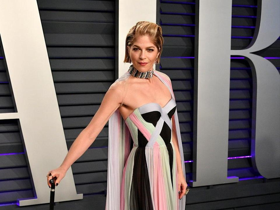Selma Blair reflects on moment she knew something was wrong before MS diagnosis  (Getty Images)