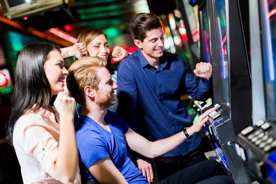 Why Dave & Buster's Jumped 10% Today