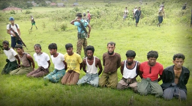 10 bodies in every grave: How Myanmar Army, aided by Buddhist villagers, makes Rakhine state clear of Rohingya