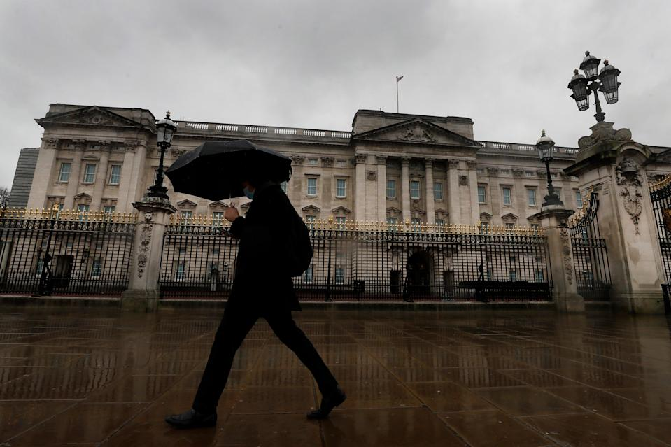 <p>By Friday there had been 91 per cent of the expected rainfall for the entire month</p> (AP)