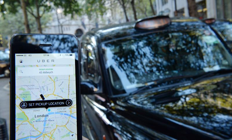 <strong>Uber could be preparing to make significant changes to its business in London in a bid to keep its licence</strong> (PA Wire/PA Images)