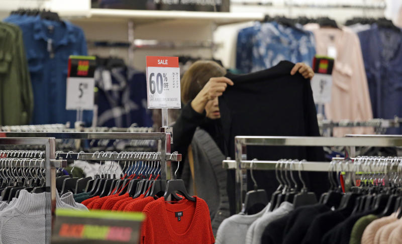 Rise in core consumer prices stokes inflation fears