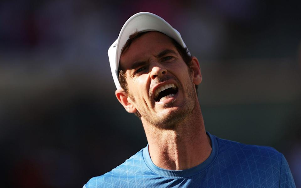 Andy Murray vs Alexander Zverev, Indian Wells: live score and latest updates