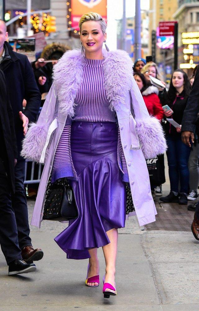 International Women's Day is celebrated on March 8 -- and there are plenty of wears to rock violet hues for it!