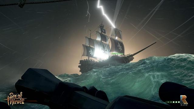 'Sea of Thieves' drew plenty of attention when it debuted at E3 2017. We'll find out if it's worth the hype in 2018.