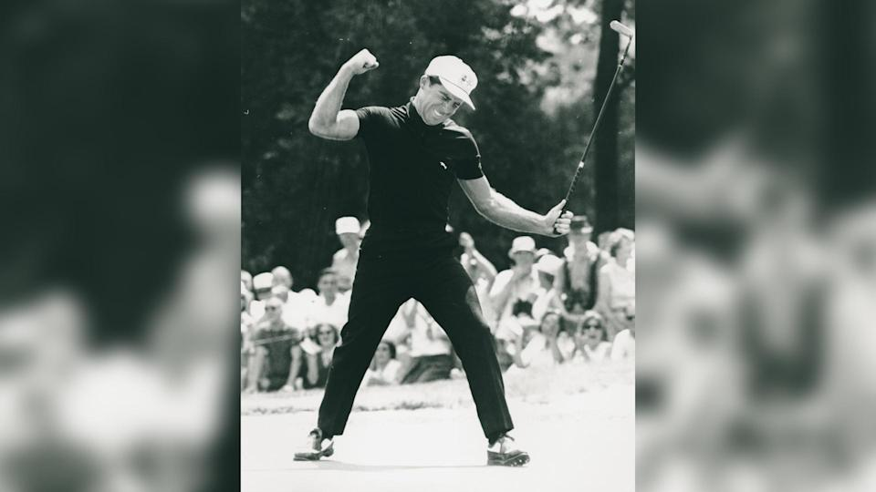 <p>With an impressive 24 PGA Tour victories with nine major wins, Gary Player is one of the greatest golfers in the history of the sport. He turned pro in 1953, joined the Tour in 1957 and, remarkably, he played on the PGA Tour all the way through 2009. He also tallied 22 Tour Champions wins and an astounding 118 international victories.</p>