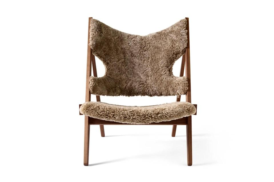 "$2615, Menu Space. <a href=""https://menuspace.com/collections/new/products/knitting-chair-1?variant=32292003184706"" rel=""nofollow noopener"" target=""_blank"" data-ylk=""slk:Get it now!"" class=""link rapid-noclick-resp"">Get it now!</a>"
