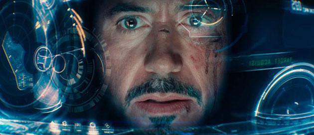 Robert Downey Jr. in 'Iron Man 3'