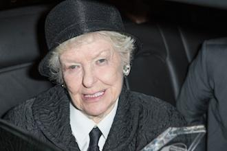 Elaine Stritch at Tribeca: 'Nobody Said Anything About Retiring'