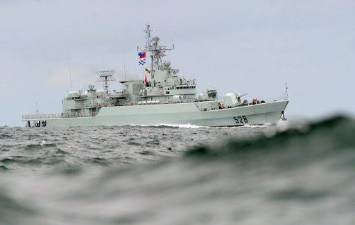 "China views the South China Sea as part of its ""indisputable territory"""