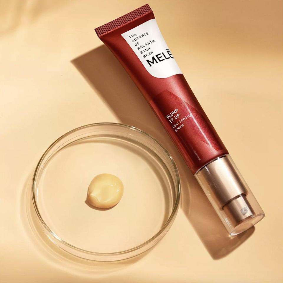 <p>The lightweight <span>MELE Plump It Up Nourishing Facial Cream </span> ($19) contains niacinamide that will hydrate and brighten every complexion.</p>