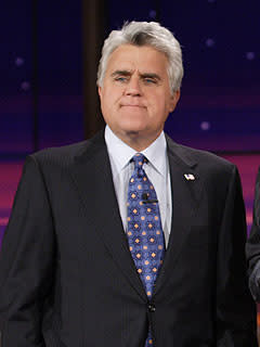 UPDATE: Jay Leno Hazes Jimmy Fallon On 'Tonight Show' (Video)