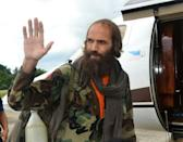 Norwegian hostage freed by Philippine militants 'lucky to be alive'