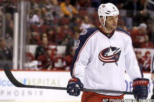 Friday's Daily Dose discusses Nathan Horton's return, which likely caught many off guard since he's widely available (for now)