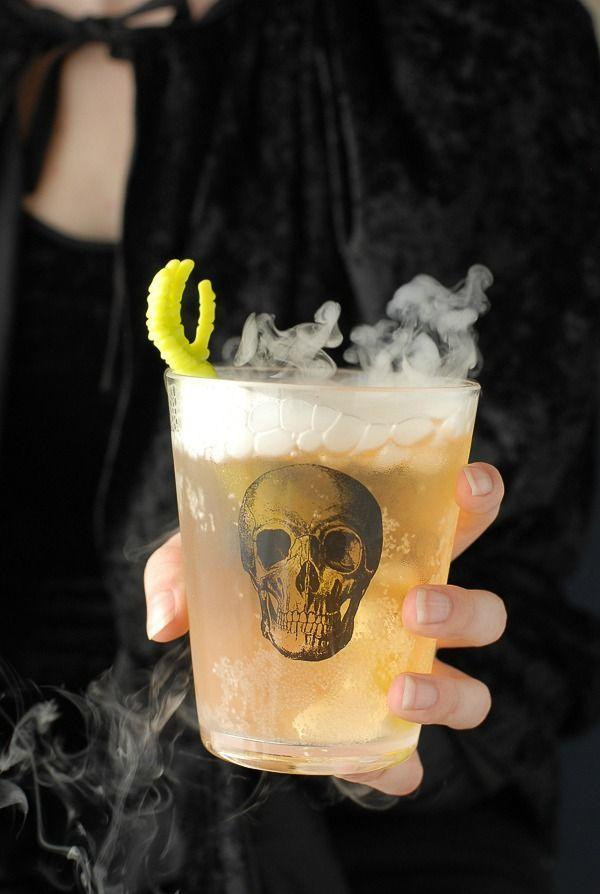 "<p>Summon the spirits with this smoking spiked cider.</p><p><a href=""http://boulderlocavore.com/the-grave-digger-cocktail/"" rel=""nofollow noopener"" target=""_blank"" data-ylk=""slk:Get the recipe from Boulder Locavore »"" class=""link rapid-noclick-resp""><em>Get the recipe from Boulder Locavore »</em></a> </p>"