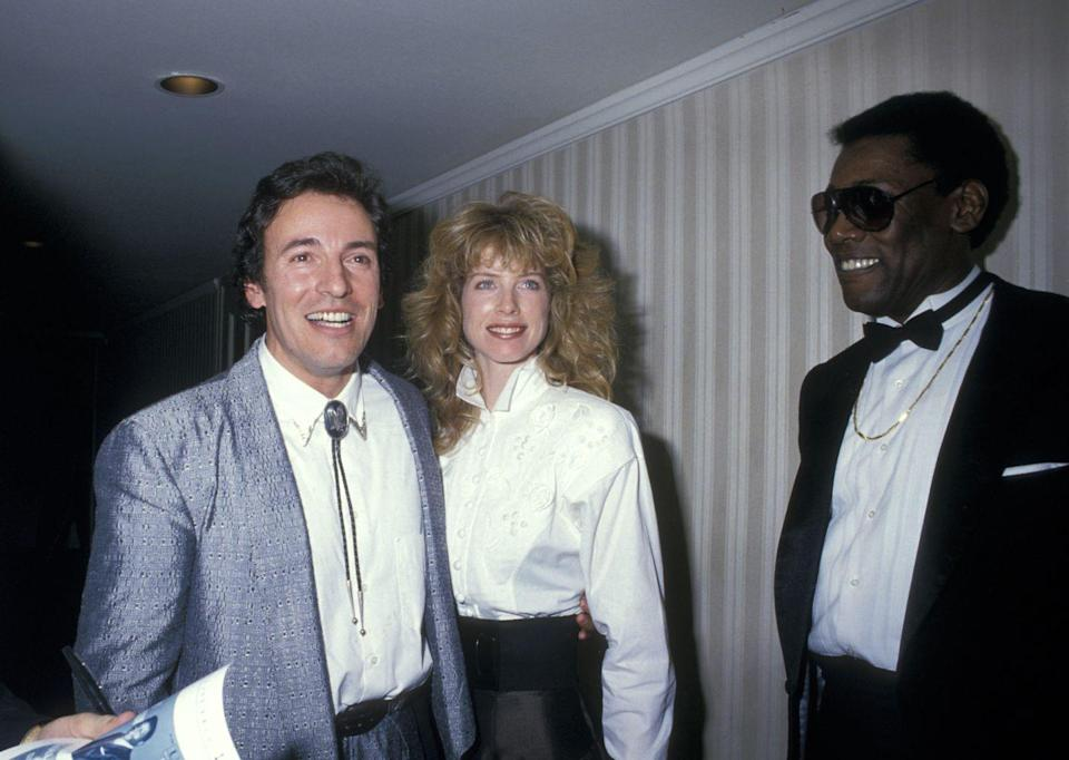 """<p>Back in 1985, American singer-songwriter, Springsteen, married Phillips. However, they got divorced in 1989, citing """"irreconcilable differences.""""</p>"""