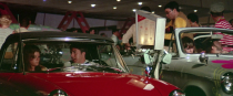 "<p>Aside from the soothing soundtrack of Simon & Garfunkel, this film is remembered for two things: ""Mrs. Robinson, you're trying to seduce me!"" and the red Alfa Romeo 1600 Duetto Spider Benjamin Braddock drives. The car was manufactured from 1966 until 1994, when all production ceased and Alfa pulled out of the North American market in 1995.</p><p><a class=""link rapid-noclick-resp"" href=""https://www.amazon.com/gp/video/detail/0ND547XPTUSL8KXWJEDFGYJJ8A/?tag=syn-yahoo-20&ascsubtag=%5Bartid%7C10054.g.27421711%5Bsrc%7Cyahoo-us"" rel=""nofollow noopener"" target=""_blank"" data-ylk=""slk:AMAZON"">AMAZON</a></p>"