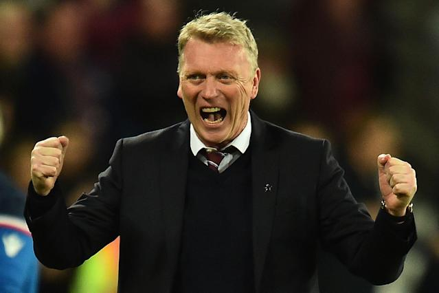 David Moyes to be given control of West Ham transfers as club prepare contract to keep manager