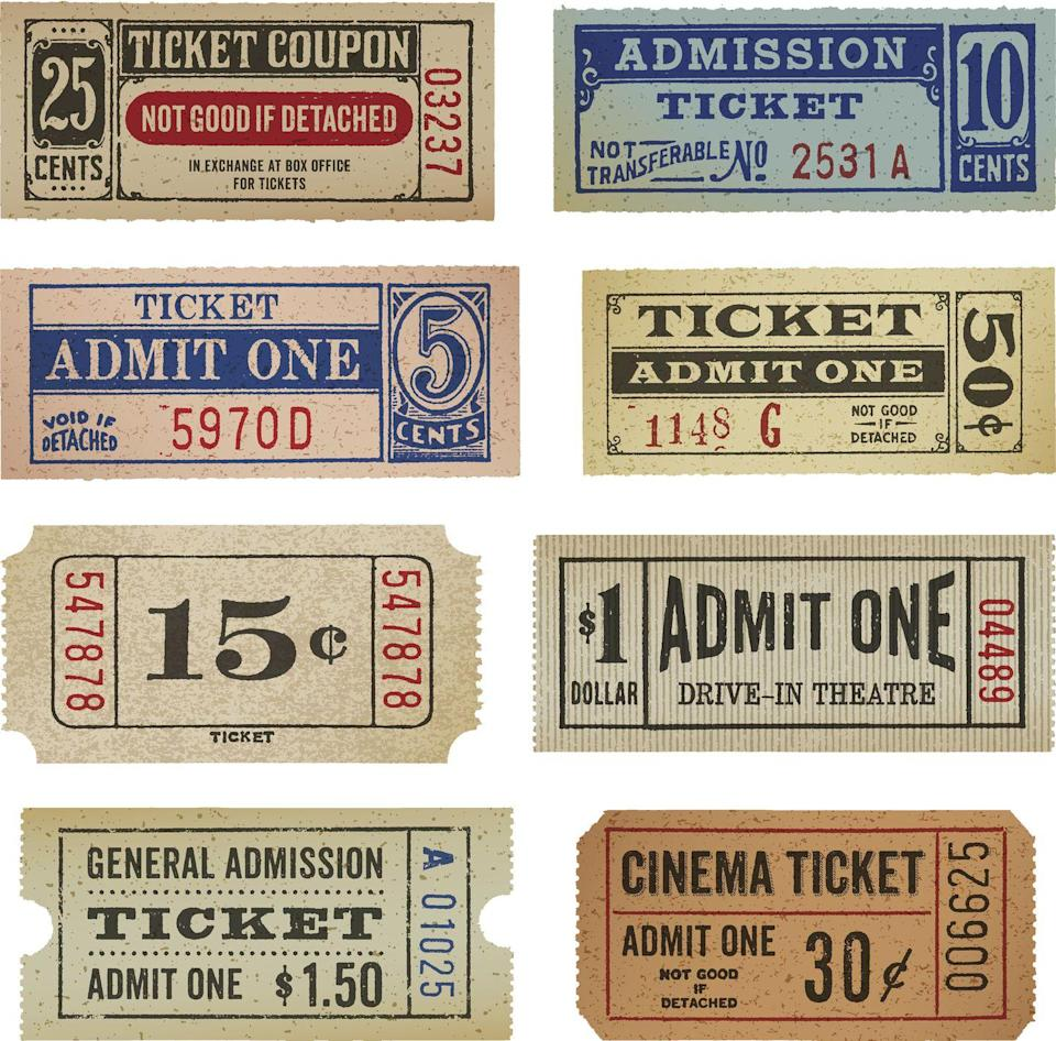 "<p>Since the day of the silent screen, Americans have loved going to the movies. That love has helped turn film memorabilia into big business, with items like a 1932 poster from <em>The Mummy</em> going for a half-million dollars at auction. But posters from more recent classics are worth money, too—the original spaceship version of the poster for 1982's<em> E.T.</em> is <a href=""https://www.lovemoney.com/gallerylist/75120/valuable-movie-posters-you-might-have-stashed-away"" rel=""nofollow noopener"" target=""_blank"" data-ylk=""slk:valued at around $4,000"" class=""link rapid-noclick-resp"">valued at around $4,000</a>.</p>"