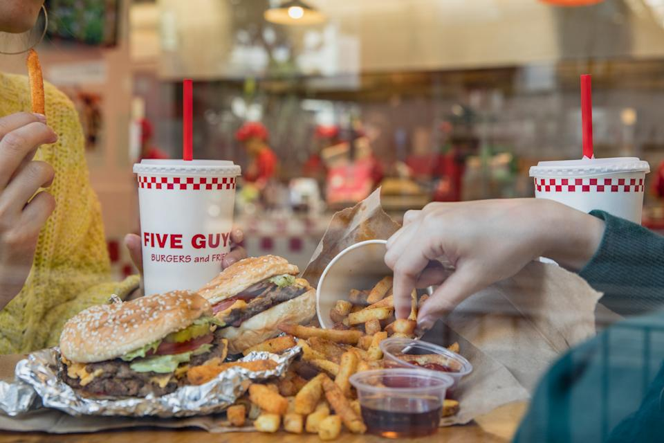 (PHOTO: Five Guys)