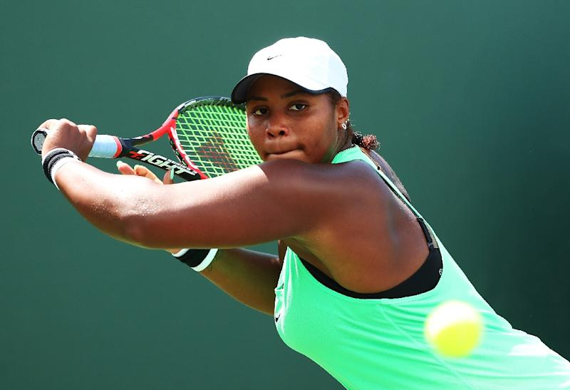 Townsend topples Vinci at rainy Miami