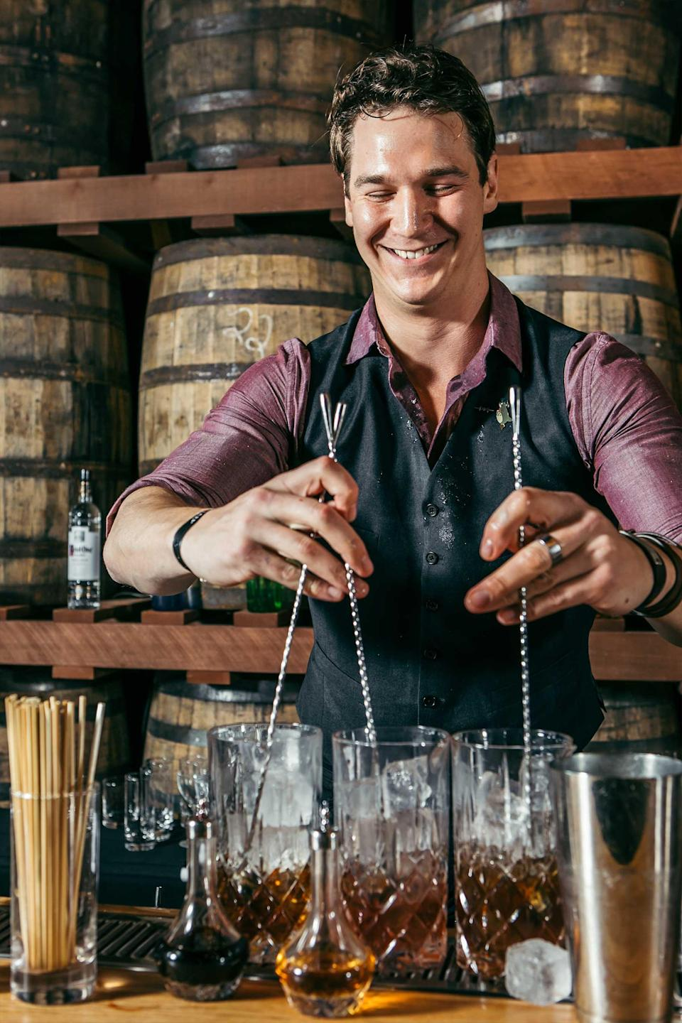 USBG and Diageo Announce Adam Fournier as the 2021 U.S. World Class Bartender of the Year