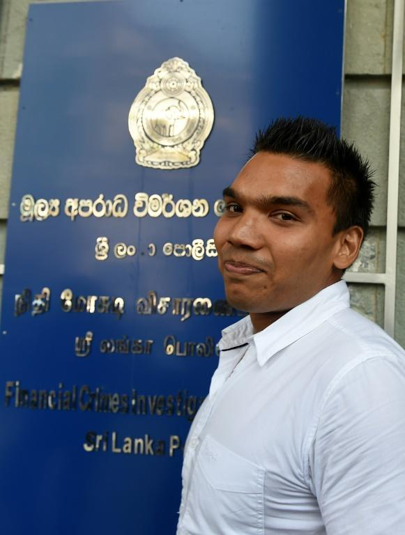 Namal Rajapaksa is the scion of the family dynasty and the eldest son of Mahinda