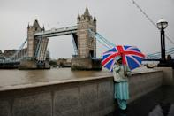 Put off by erratic Covid restrictions and the high cost of mandatory tests, Brits stayed home in their droves (AFP/Tolga Akmen)