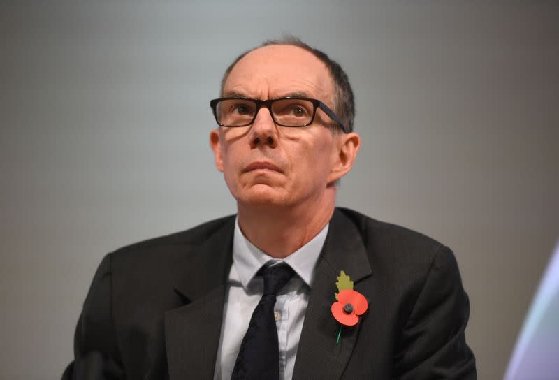 Bank of England has headroom to act, Ramsden says