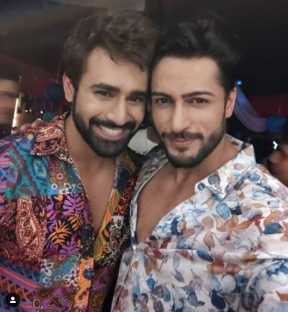 Shaleen Bhanot Supports Pearl V Puri