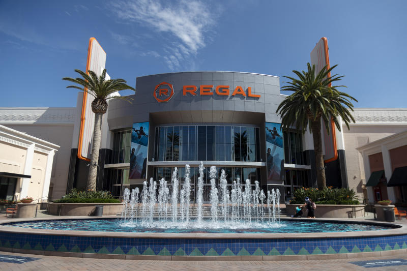 Upgraded Regal Spectrum Irvine
