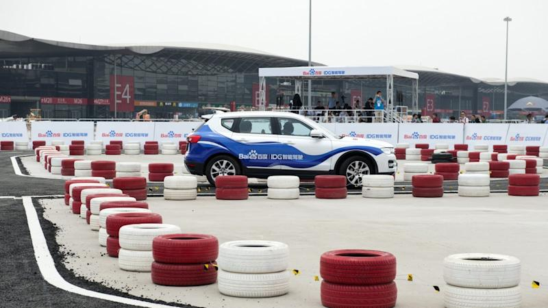 China's self-driving vehicles on track to take global leadership position, ahead of US