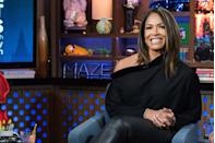 """<p>Another Housewife, twice removed, is Shereé Whitfield. The She By Shereé empresario was an original <em>Atlanta</em> cast member for the first four seasons, blessing viewers with one of the most iconic clapbacks of all time: """"Who gon' check me, boo?"""" Whitfield returned to the action as a Friend in season 8, and rejoined the cast as a full-time Housewife for seasons 9 and 10. In 2018, after weeks of speculation that she was leaving the show, Shereé confirmed via Instagram Stories that she received a low-ball offer from the network (likely a sign that she was being demoted to Friend) and declined.</p>"""